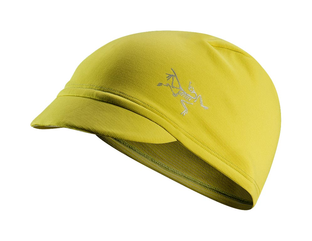 Arcteryx Chartreuse Phaser Toque