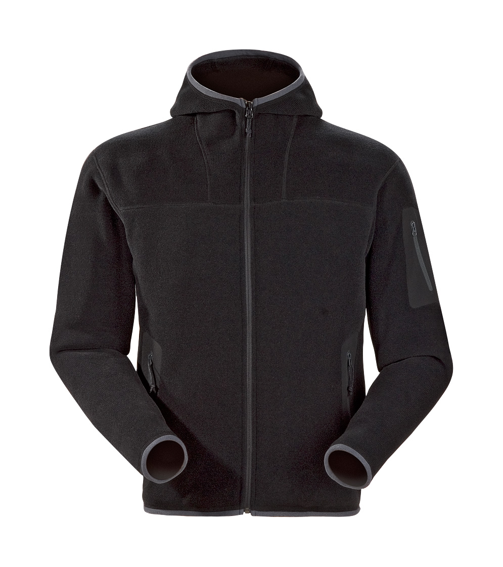 Arcteryx Black Covert Hoody