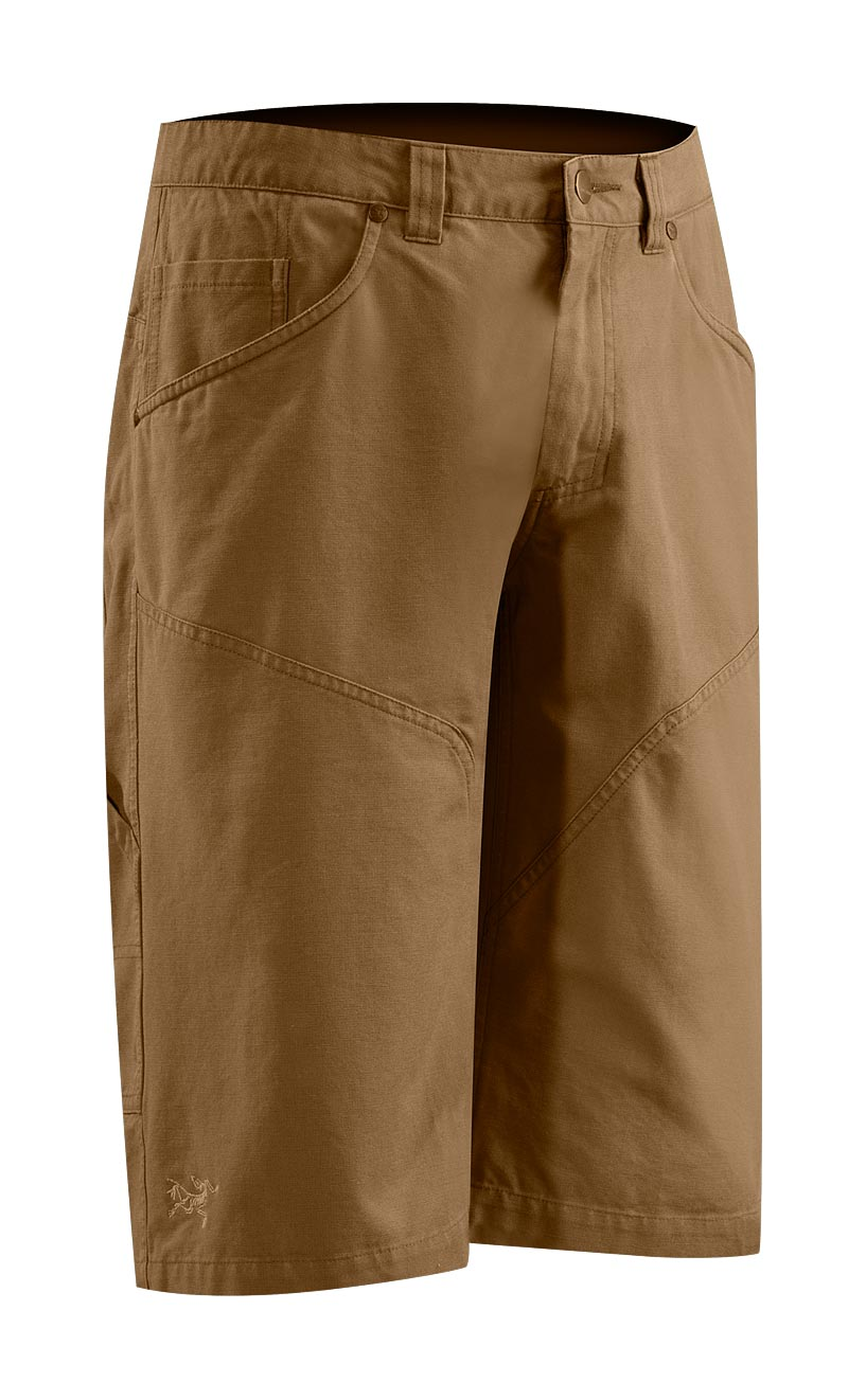 Arcteryx Nubian Brown Spotter Long